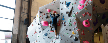 Best Indoor Rock Climbing in Michigan at Planet Rock Ann Arbor & Madison Height