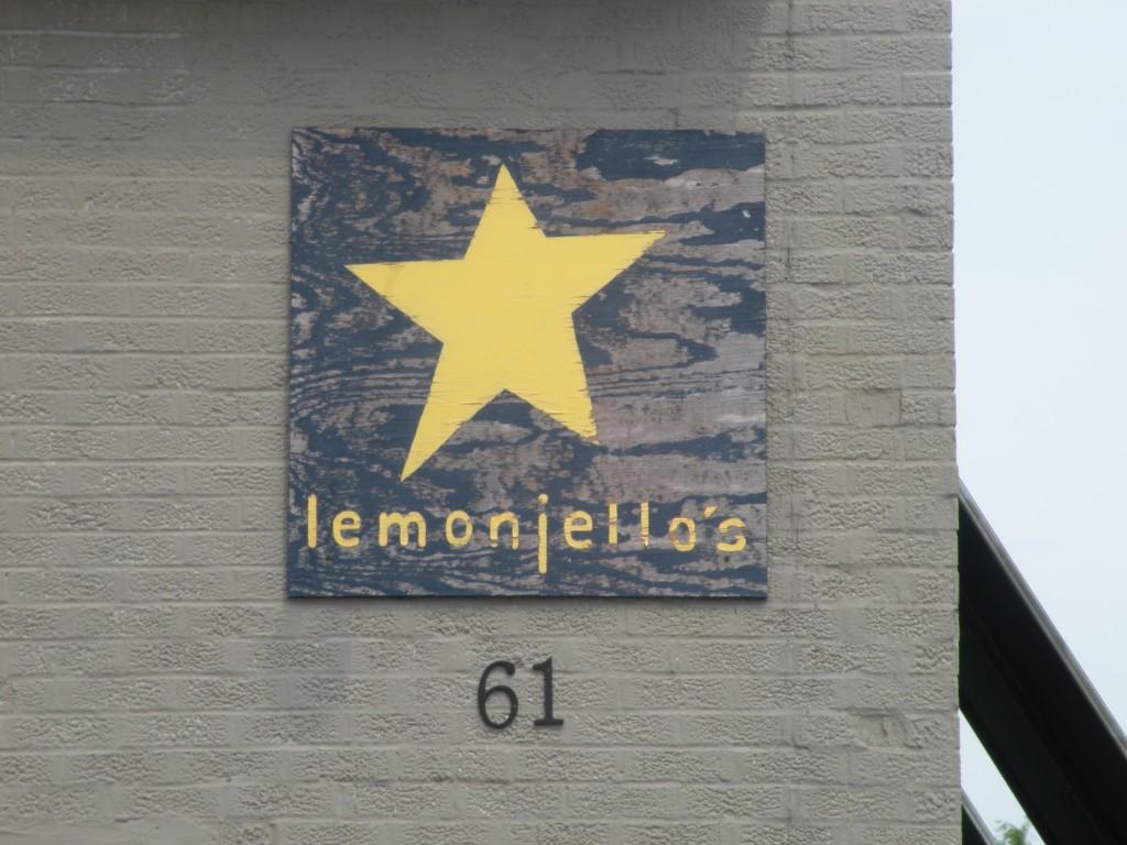 Lemonjello's sign