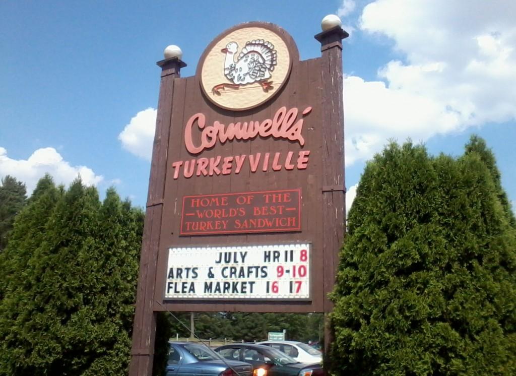 110709 013 Day 80: Turkeyville