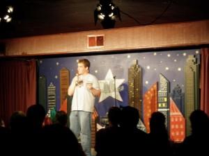 AACS LSRSR BP 006 Day 82: Ann Arbor Comedy Showcase