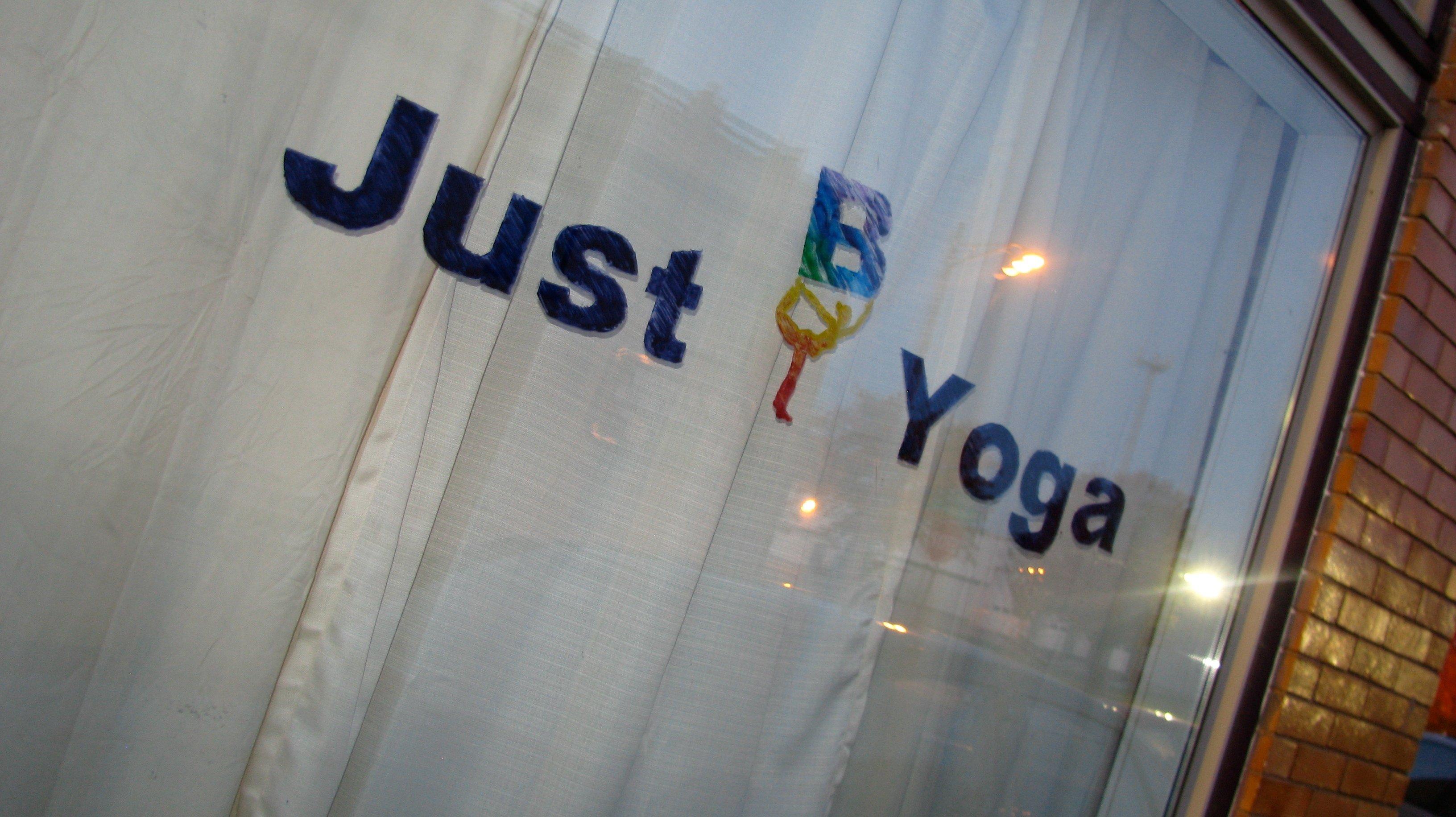 IMG 6049 Day 70: Just B Yoga