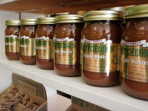 The Awesome Mitten - Dexter Cider Mill Apple Butter