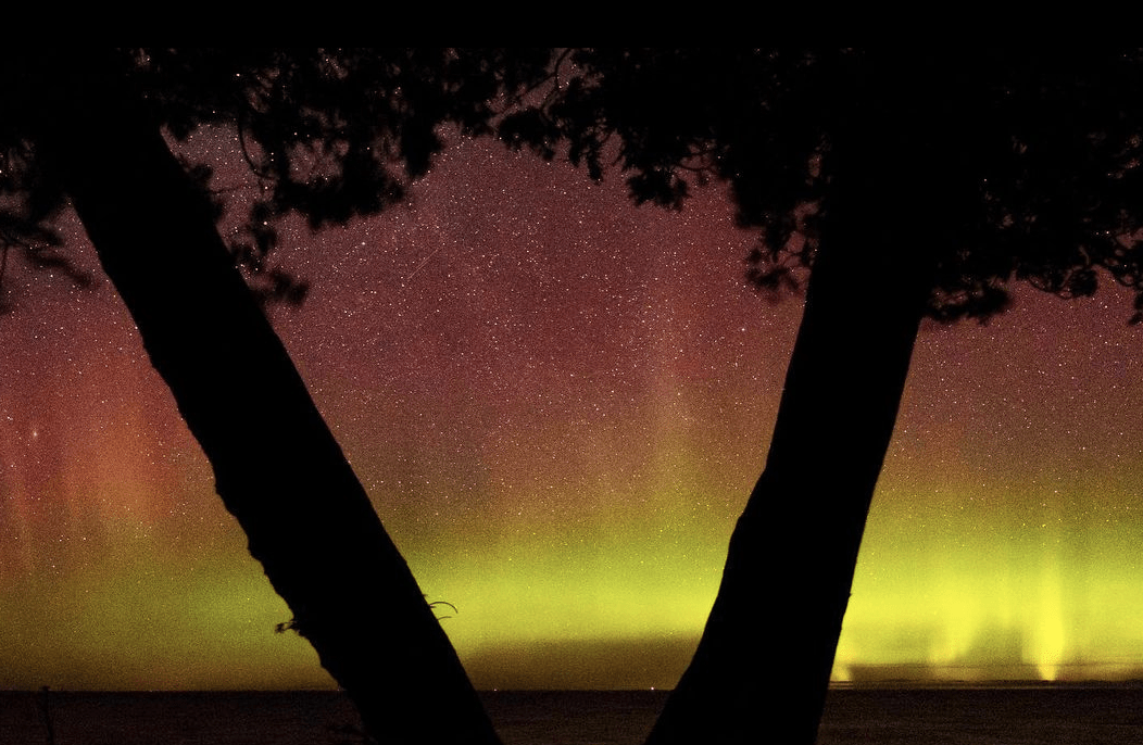 Northern Lights in Michigan: Marquette