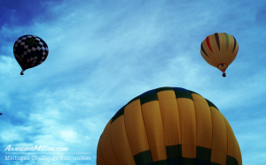 Michigan Balloonfest Wallpapaer