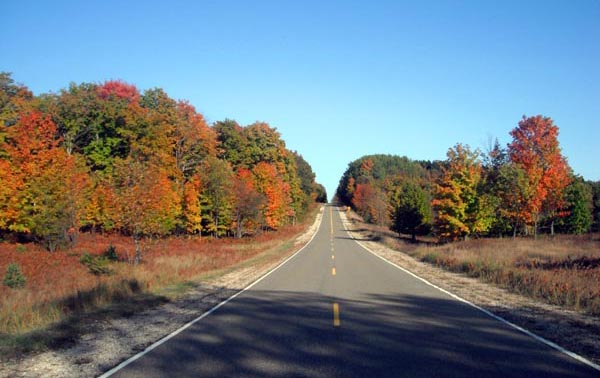 Benzie County 2 Day 123: Fall Colors in Benzie and Leelanau Counties