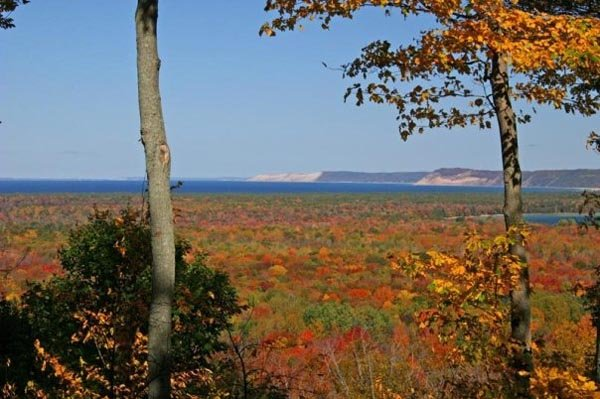 Benzie County 5 Day 123: Fall Colors in Benzie and Leelanau Counties