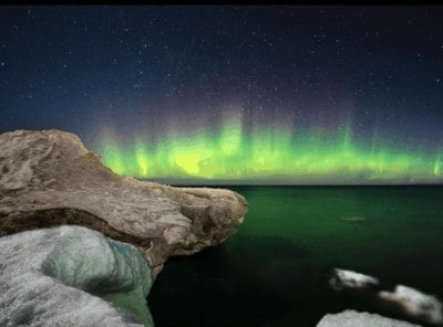 Awesome Aurora Borealis   See the Northern Lights in Michigan