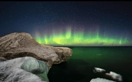 Awesome Aurora Borealis | See the Northern Lights in Michigan