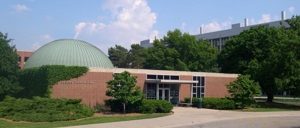 Photo courtesy of Abrams Planetarium1 Day 140: Abrams Planetarium