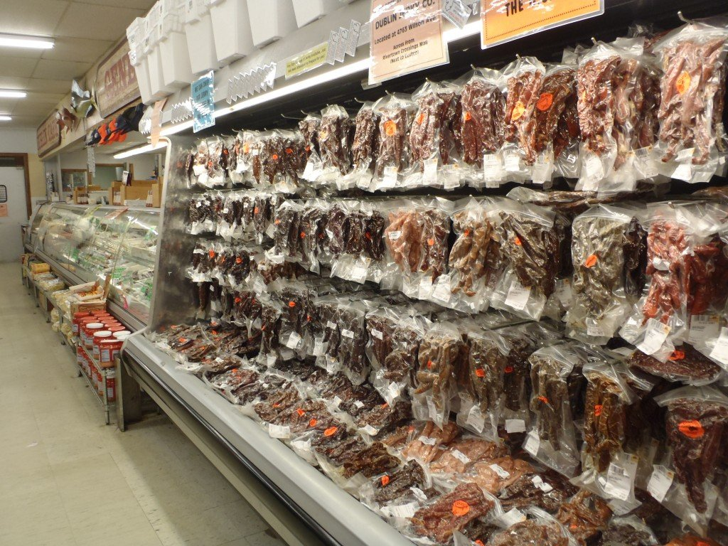 Love Jerky? Don't Miss Visiting the Dublin General Store in Wellston, MI