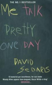 Sedariscover Day 145: National Writer's Series