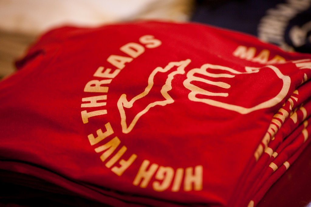 The Awesome Mitten High Five Threads 3 Day 135: High Five Threads