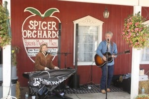 The Awesome Mitten Spicers 1 Day 136: Spicer's Orchard