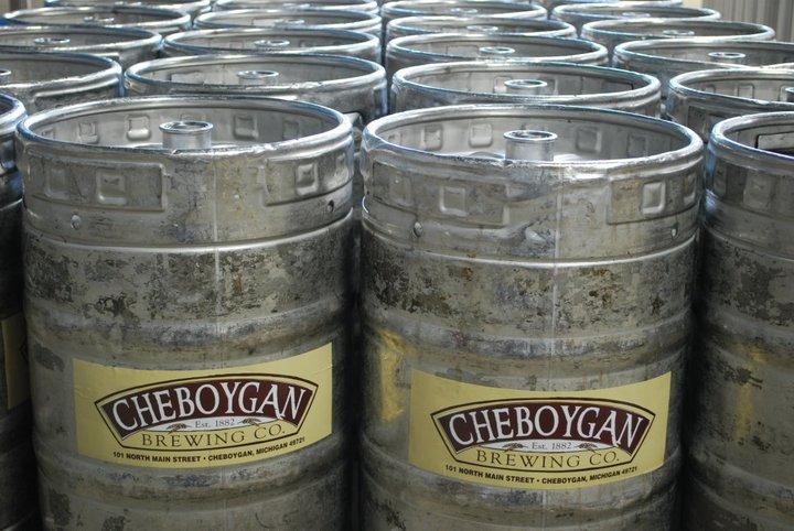 100 Day 154: Cheboygan Brewing Company