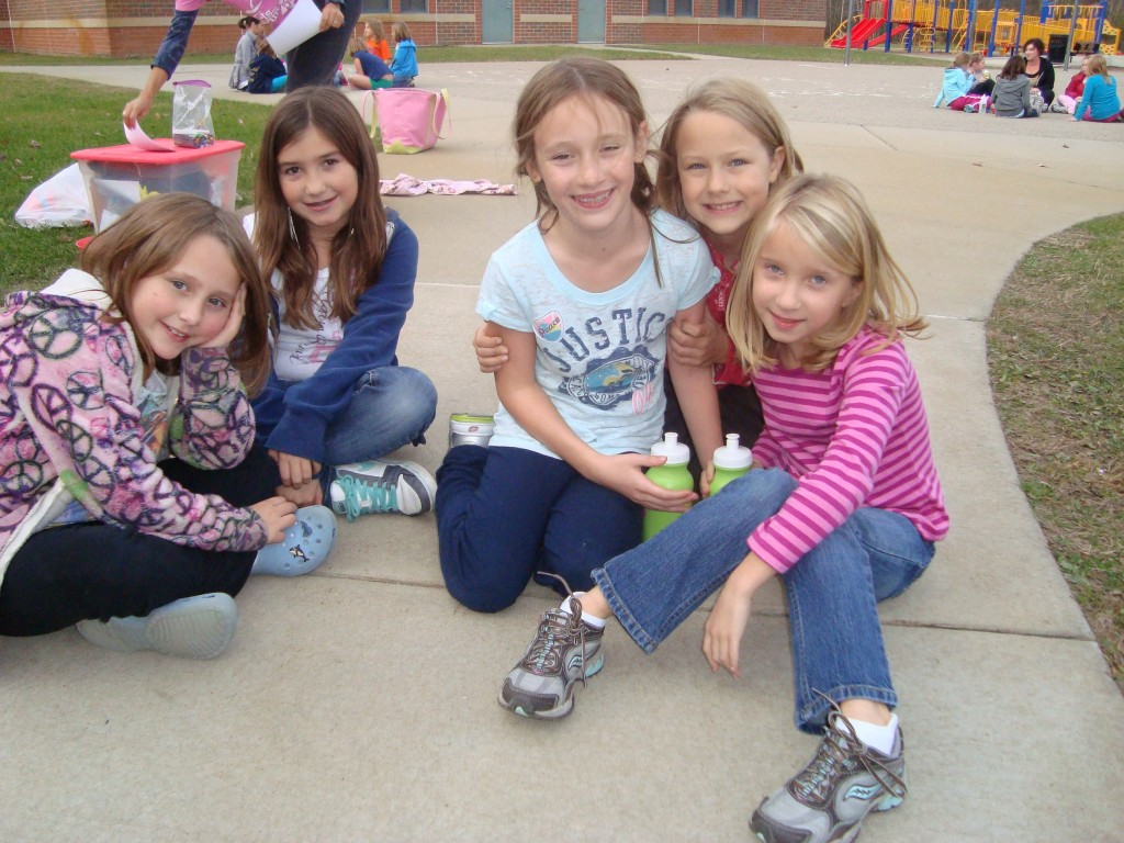 Awesome Mitten Girls on the run Day 156: Girls on the Run