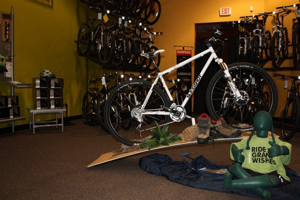 Photo Courtesy of Slingshot Bikes Day 151: Slingshot Bicycle Company