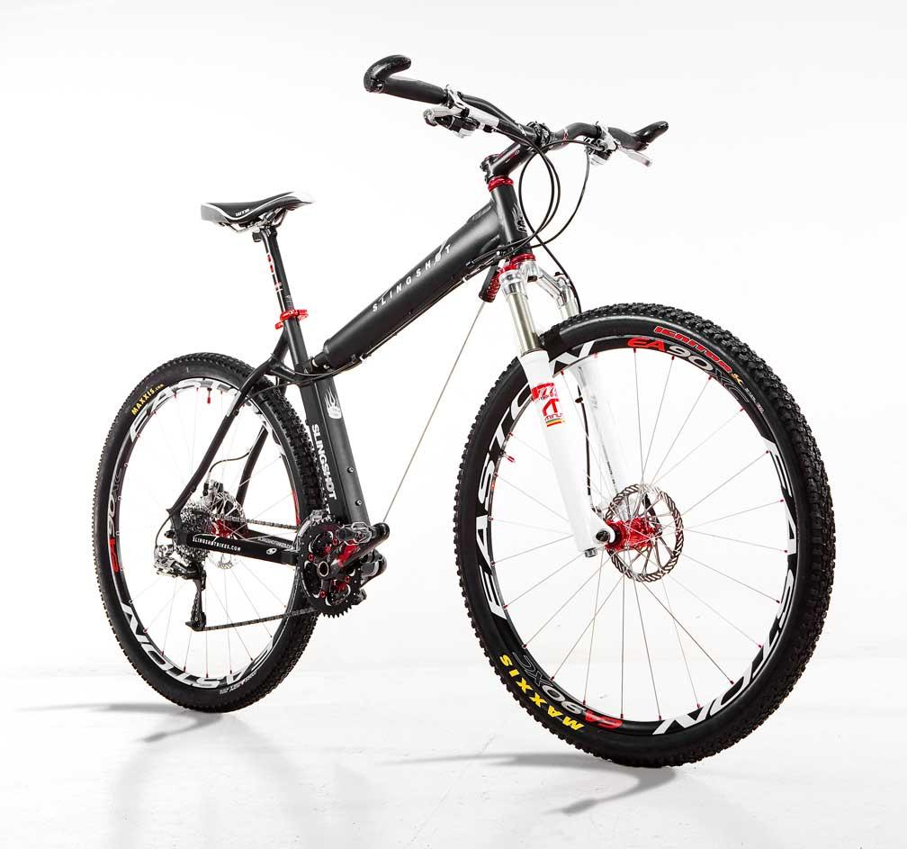 Photo Courtesy of Slingshot Bikes 3 Day 151: Slingshot Bicycle Company