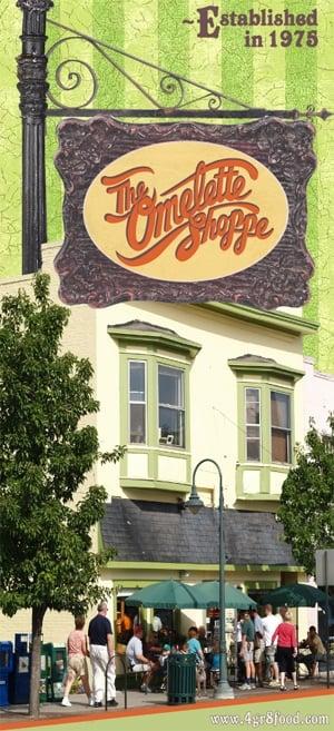 Omelette Shoppe in Traverse City
