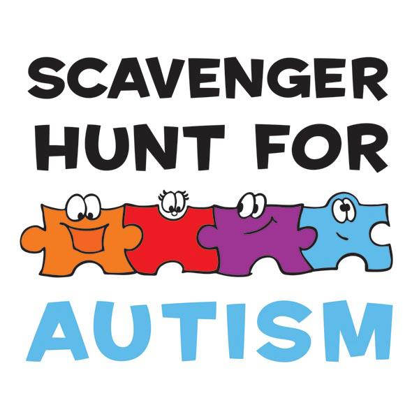 Day 282: Scavenger Hunt for Autism