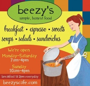 Day 334: Beezy's Cafe