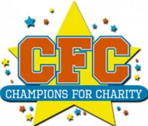 Day 348: Champions for Charity