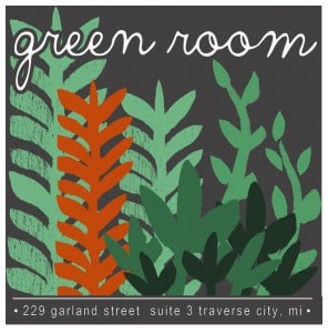 Day 335: Green Room's Terrarium Bar