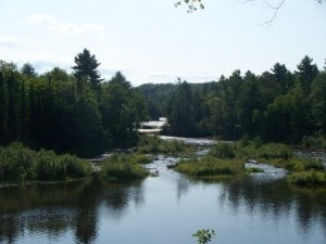 The Awesome Mitten - Tahquamenon Falls State Park