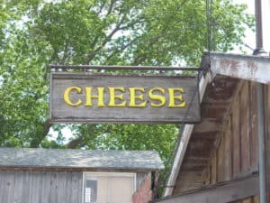 The Awesome Mitten-The Village Cheese Shanty