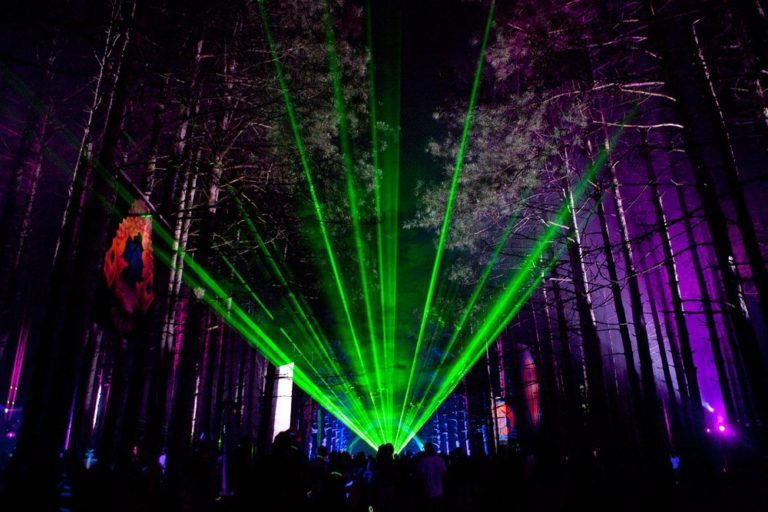 Electric Forest 2011