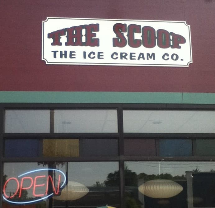 Awesome Mitten-The Scoop: The Ice Cream Co.