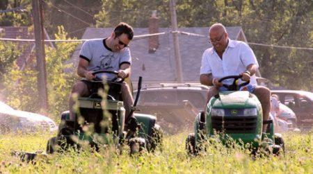 Day 364: The Detroit Mower Gang