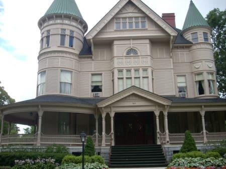 The Perry Hannah House