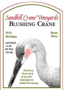 Awesome Mitten - Sandhill Crane Vineyard