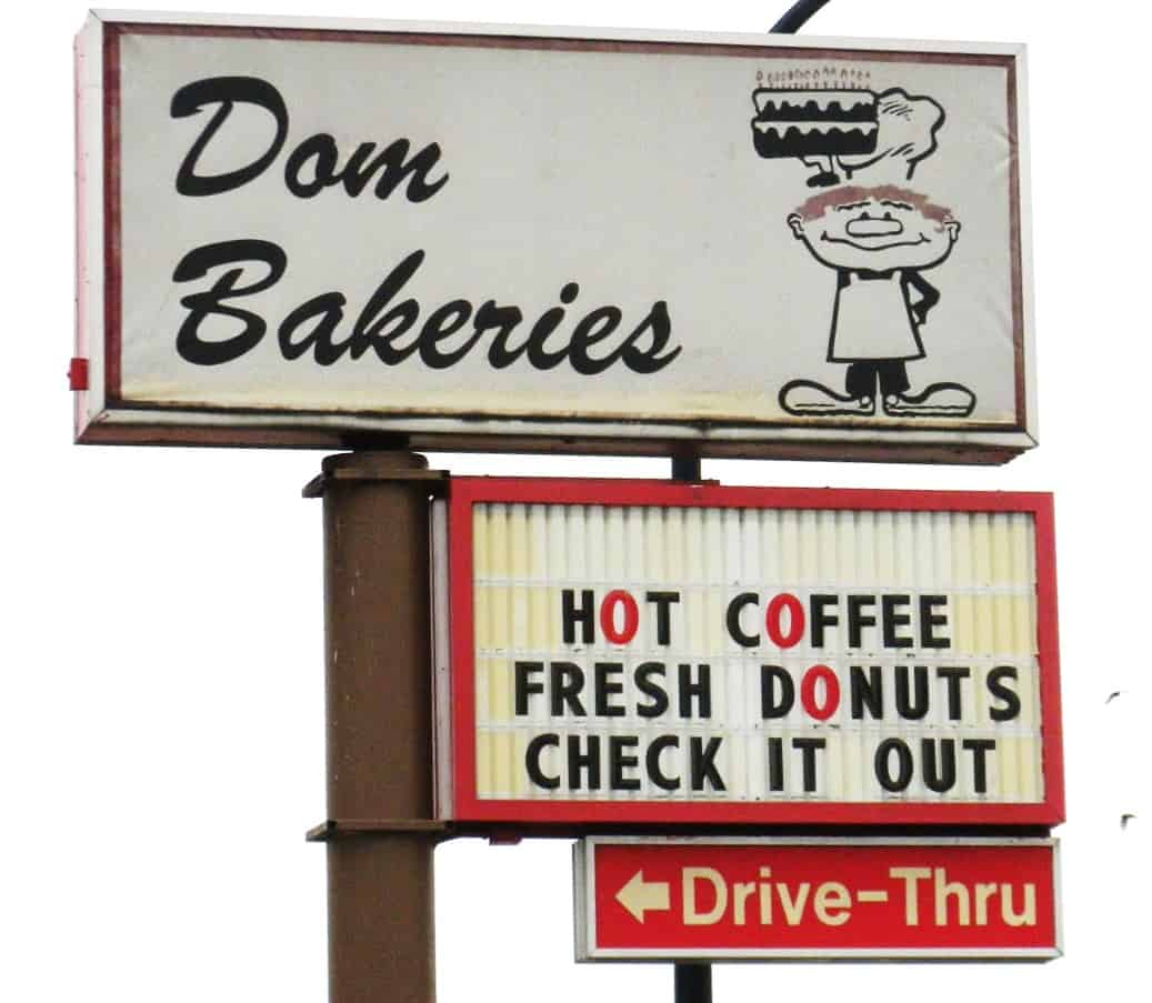 Awesome Mitten-Dom's Bakery