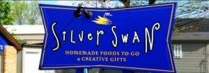 Swan1 The Silver Swan