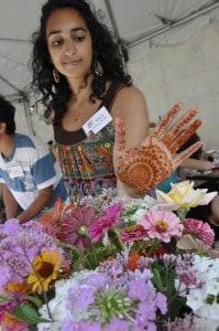 henna Great Lakes Folk Festival