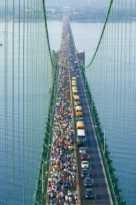 What You Need to Know About the Mackinac Bridge Labor Day Walk [Updated 2021]