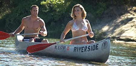 Tubing the Platte River