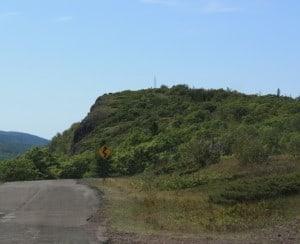 BrockwayMountainPeak Brockway Mountain & The Brockway Mountain Drive