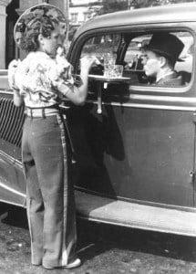The Awesome Mitten - Monroe's Original Hotdog Drive-In