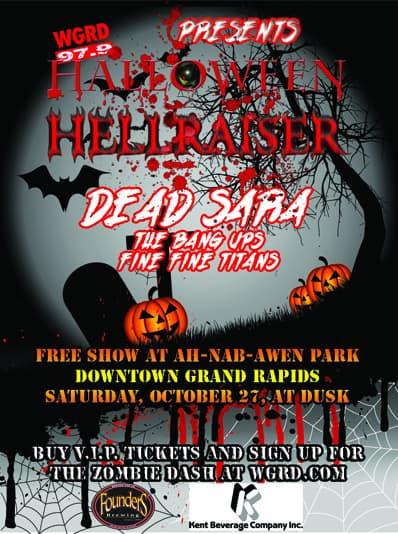 The Awesome Mitten (WGRD Halloween Hellraiser!)