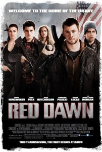 The Awesome Mitten-Top Five Movies Red Dawn