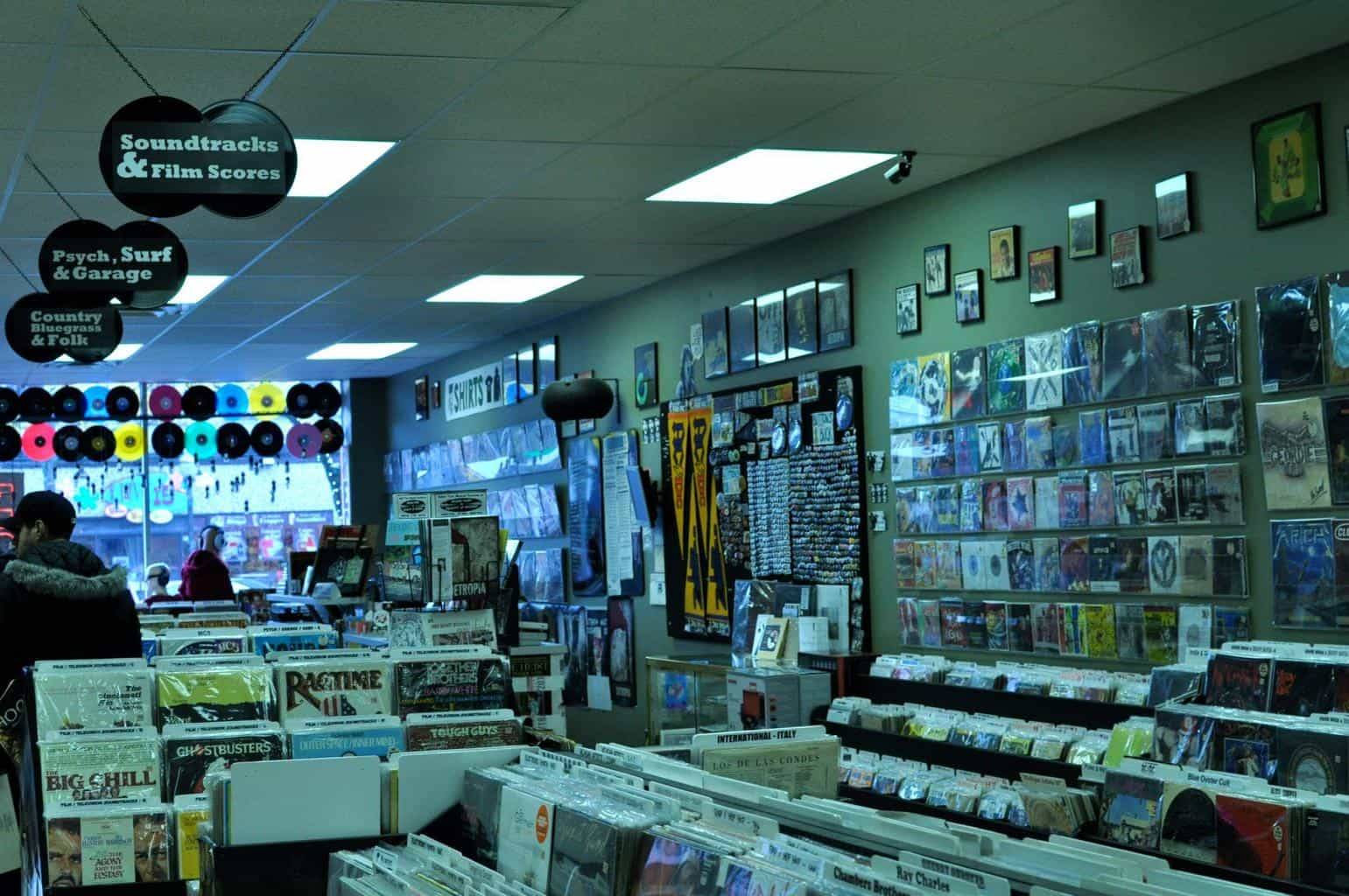 Best Record Stores In Michigan - The Awesome Mitten