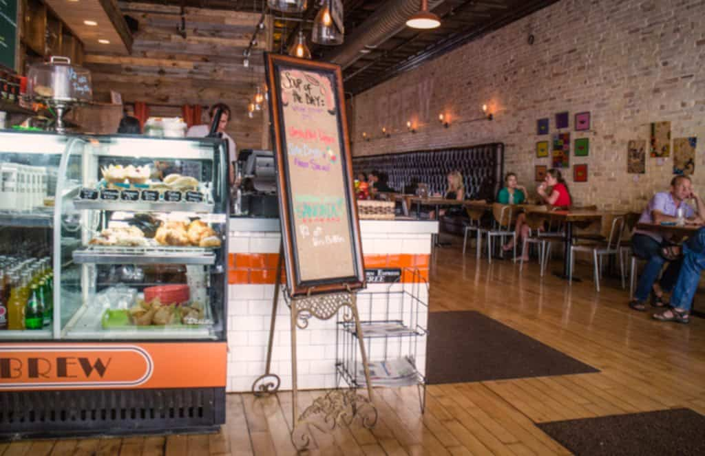The Awesome Mitten - 7 Best Coffee Shops