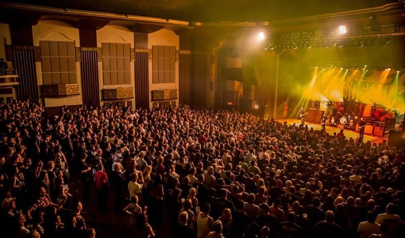 Best Live Music Venues - The Awesome Mitten