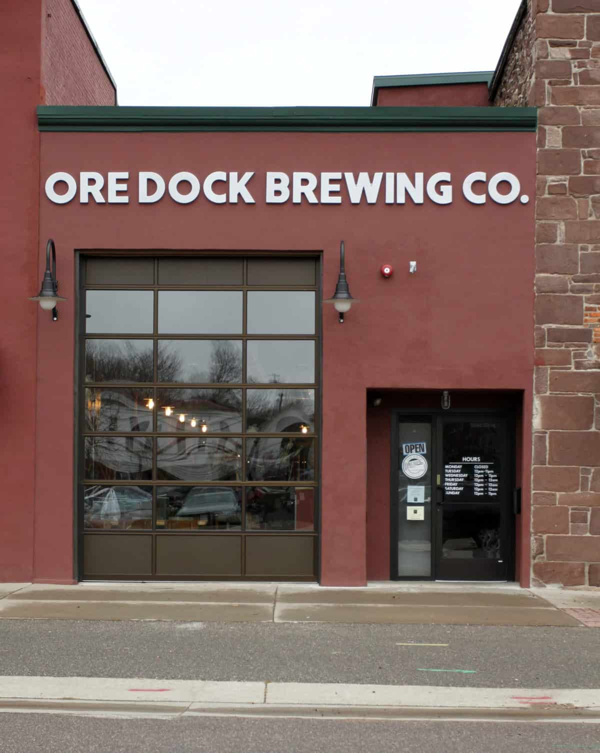 ore dock 1 scaled Ore Dock Brewery Brings Marquette Together