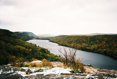 The Awesome Mitten - Winter Camping in the UP