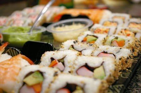 Itadakimasu! Great Sushi In Michigan