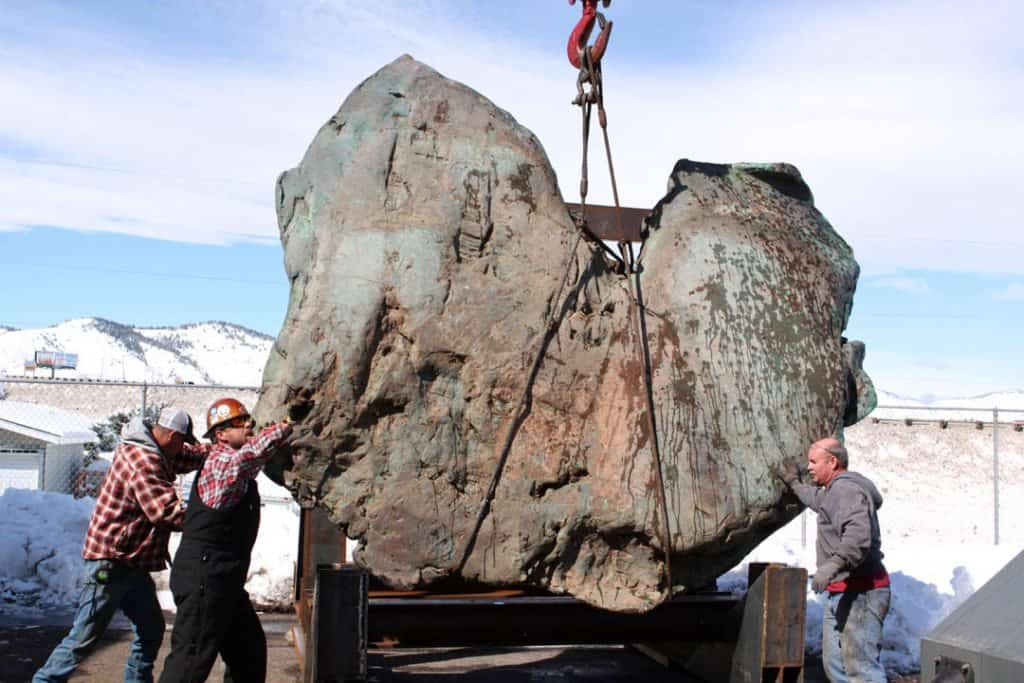Saving The World's Largest Float Copper - The Awesome Mitten