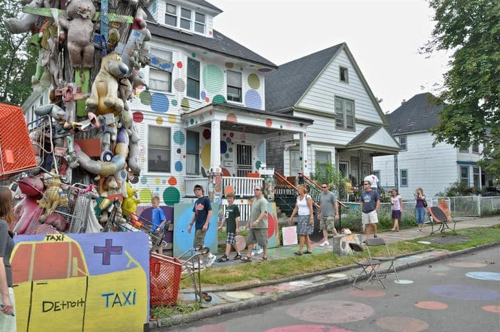 Photo Courtesy of The Heidelberg Project